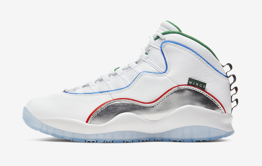 Air Jordan 10 Wings CK4352-103 Release Date