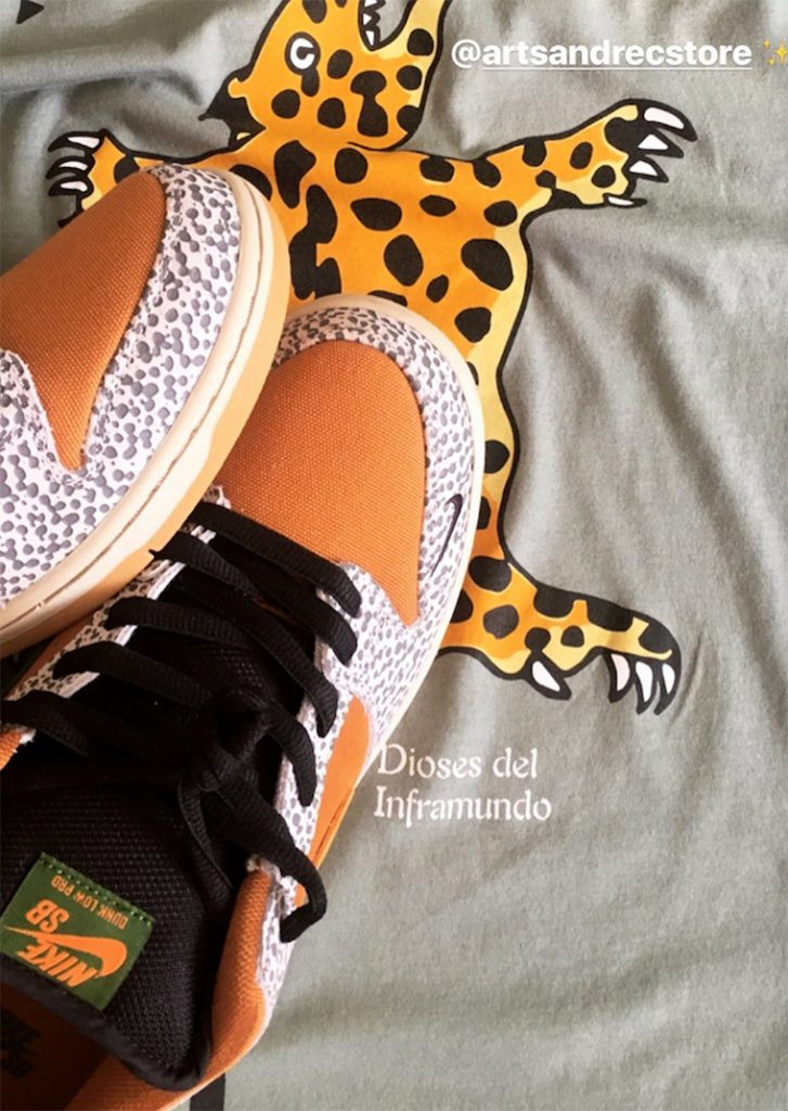 Nike SB Dunk Low Safari Releasing This Weekend