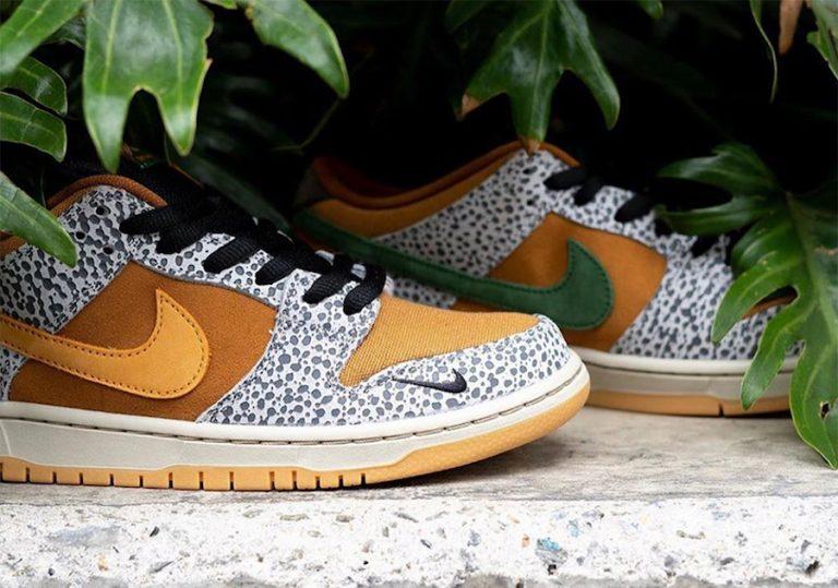 Nike SB Dunk Low Safari Release Date