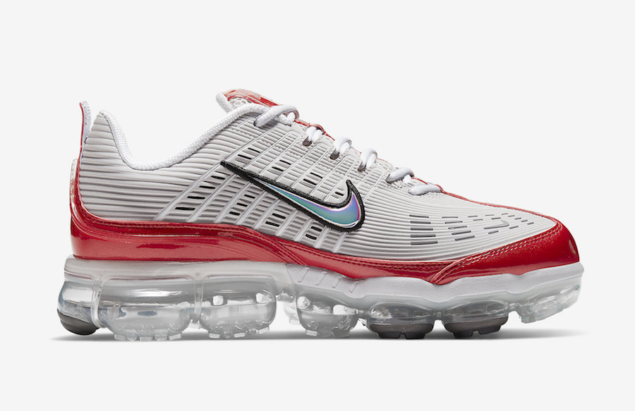 Nike Air VaporMax 360 University Red CK2718-002 Release Date