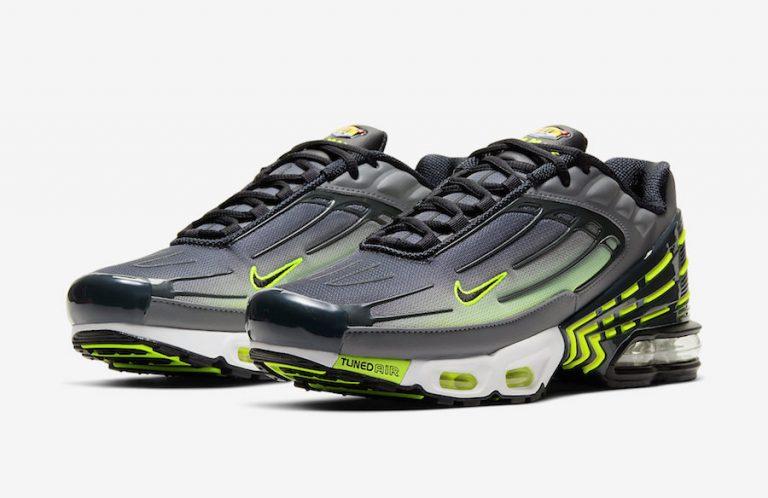 Nike Air Max Plus 3 Neon CD7005-002 Release Date