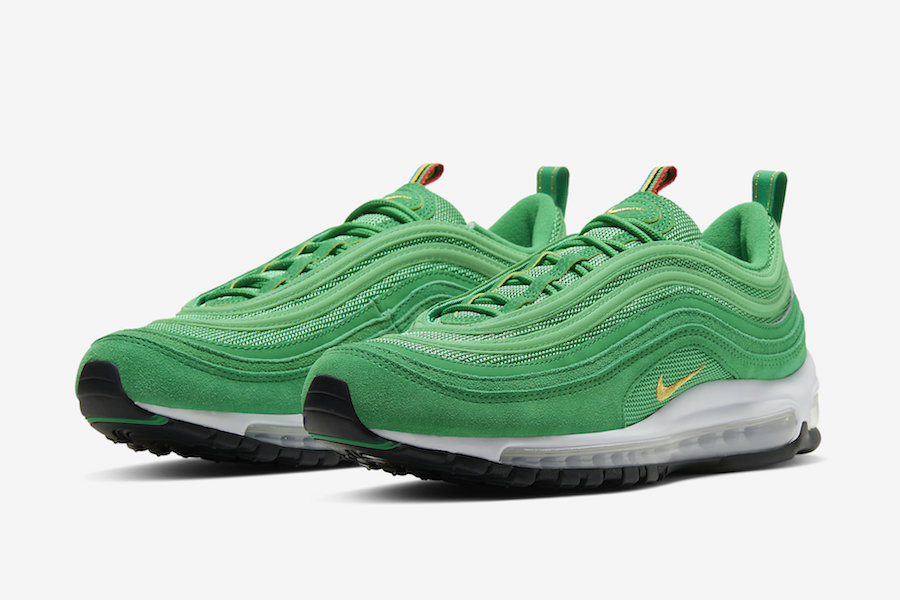 Nike Air Max 97 Lucky Green CI3708-300 Release Date