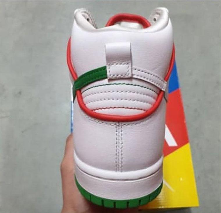 Paul Rodriguez Nike SB Dunk High Boxing Release Date