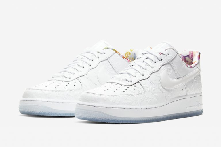 Nike Air Force 1 Low Chinese New Year CU8870-117 Release Date