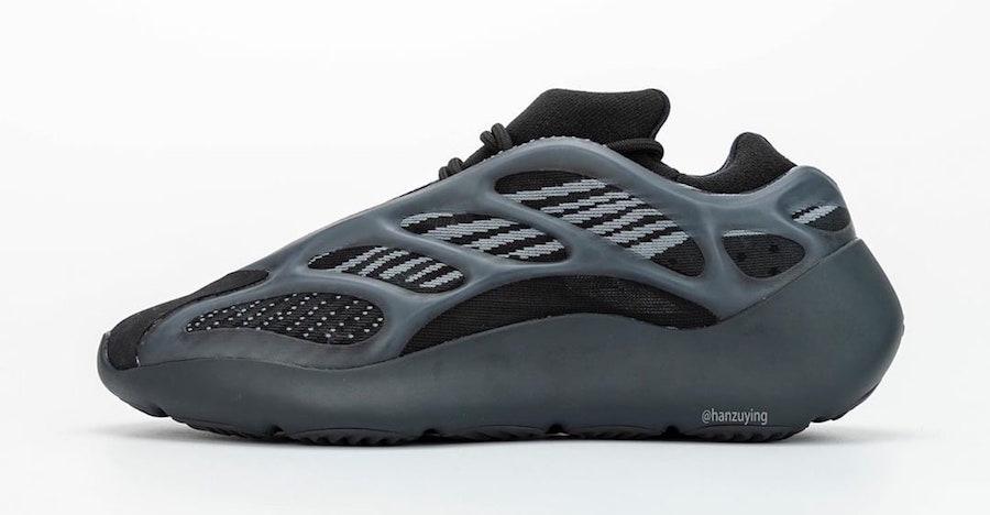 adidas Yeezy 700 V3 Black Release Date