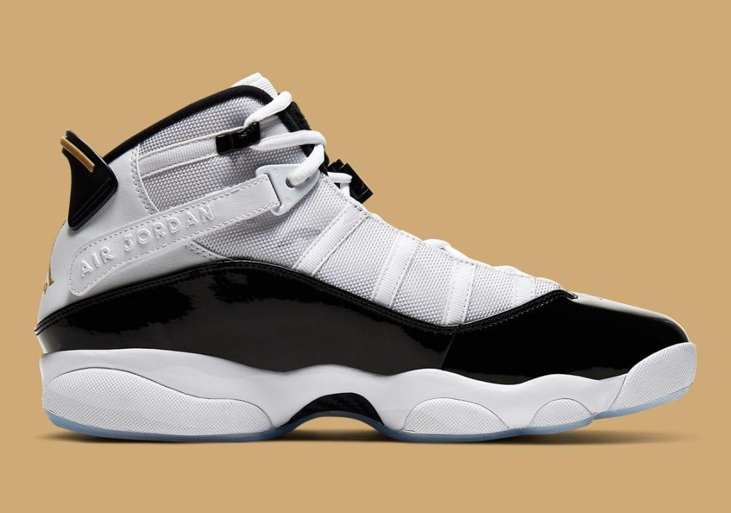 Jordan 6 Rings DMP CW6993-100 Release Date