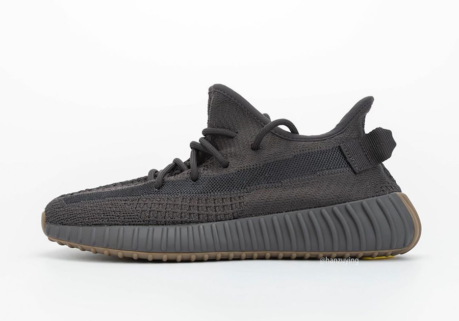 adidas Yeezy Boost 350 V2 Cinder FY2903 Release Date