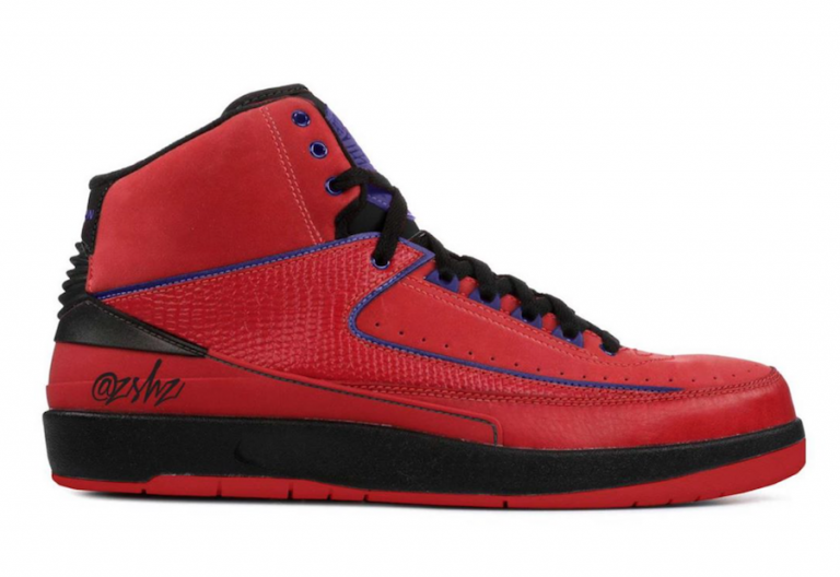Air Jordan 2 Raptors CT 6244-600 Release Date