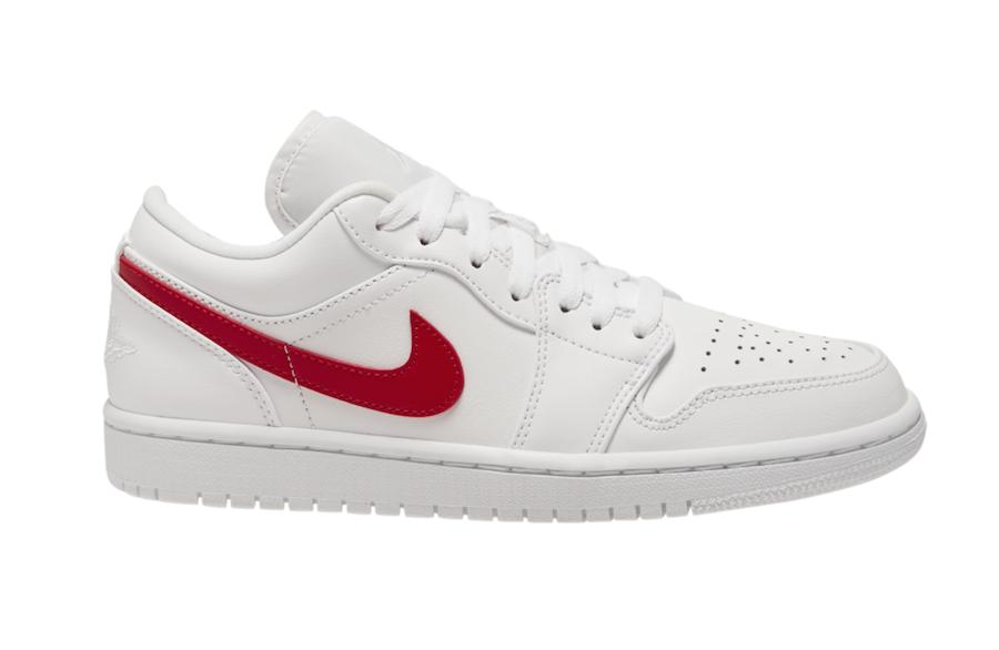 Air-Jordan-1-Low-White-University-Red-AO9944-161