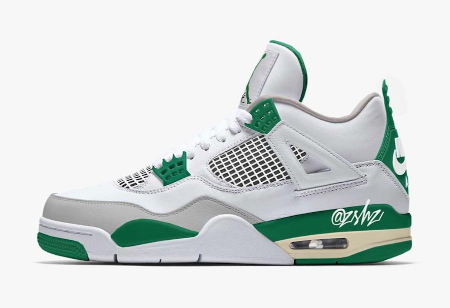 Air-Jordan-4-Summit-White-Pine-Green-Neutral-Grey-Muslin-CK6630-100-Release-Date
