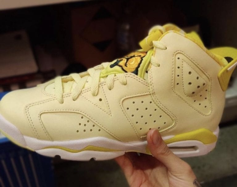 Air-Jordan-6-GS-Floral-Dynamic-Yellow-543390-800-Release-Date-2
