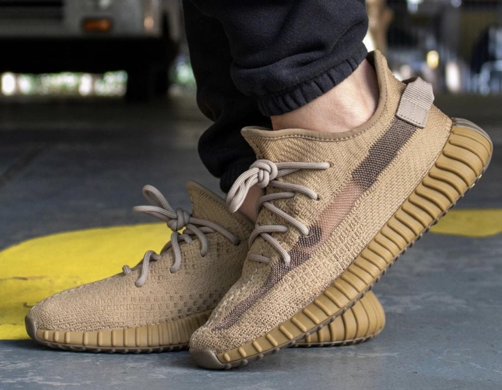 adidas Yeezy Boost 350 V2 Earth FX9033 Release Date