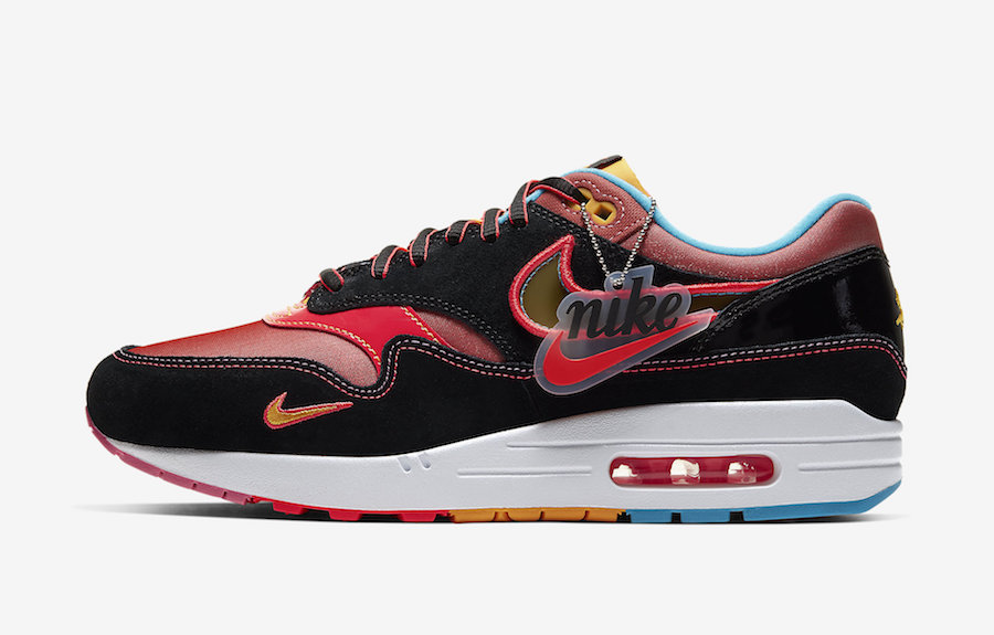 Nike Air Max 1 Chinese New Year CU6645-001 Release Date