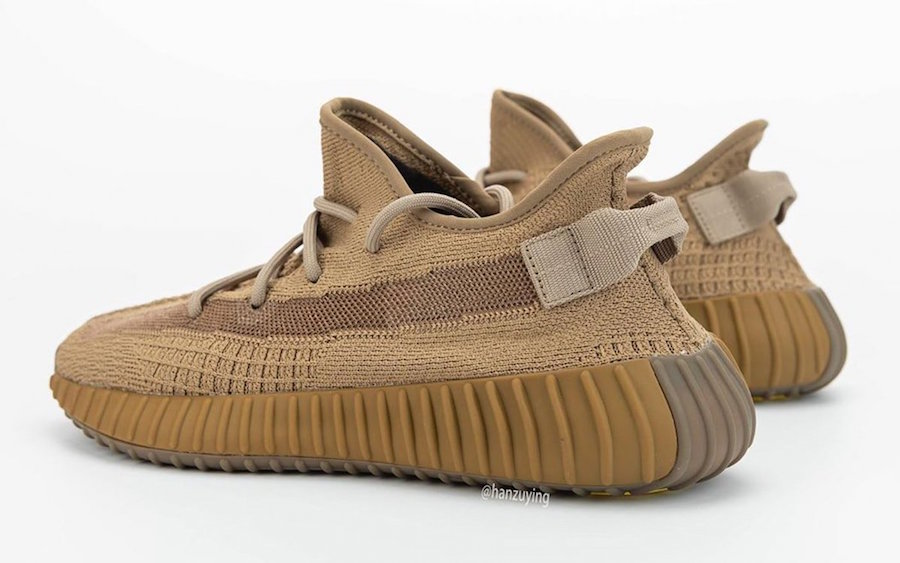 On Feet Look Of The adidas Yeezy Boost 350 V2 Marsh
