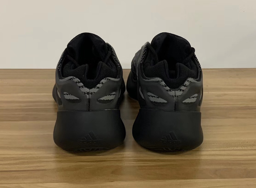 Detailed Look At The adidas Yeezy Boost 700 V3 Black