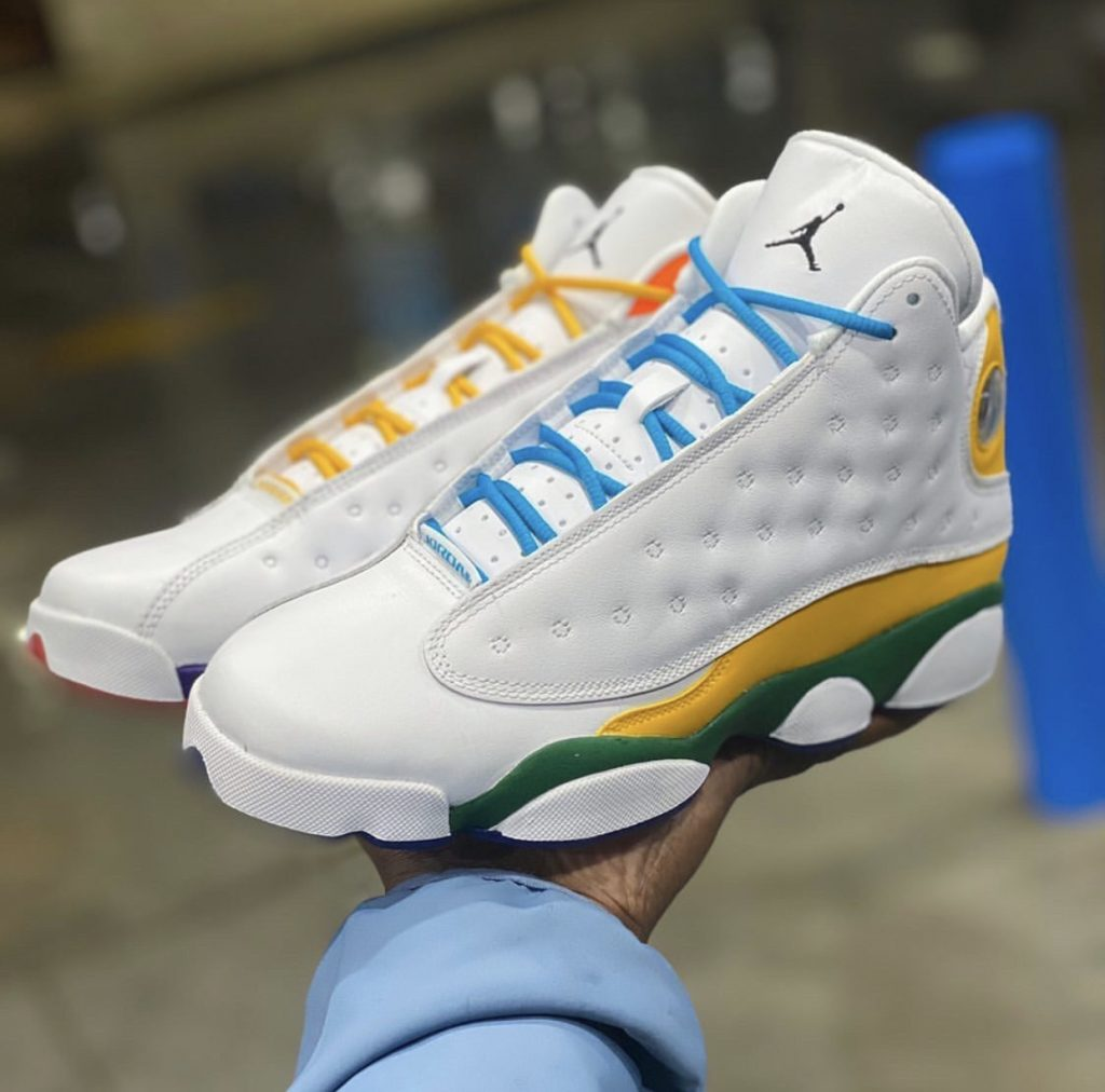Where To Buy The Air Jordan 13 Gs Playground Dailysole