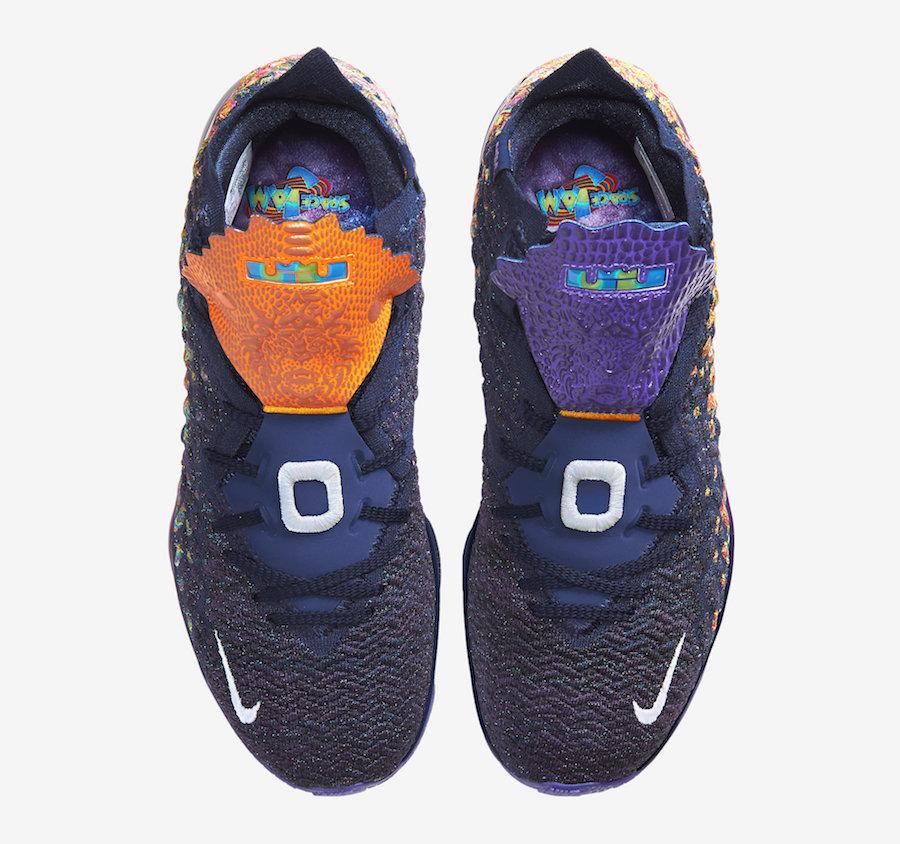 Nike-LeBron-17-Monstars-Space-Jam-CD5050-400-Release-Date-3