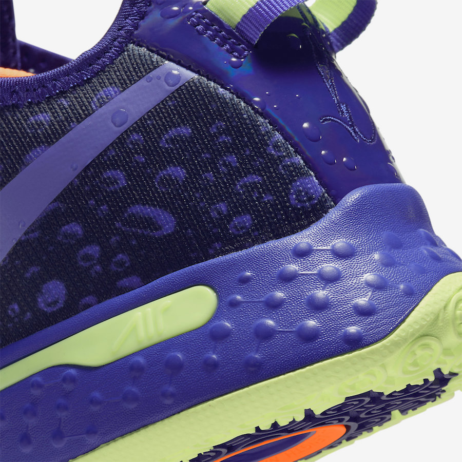 """OFFICIAL LOOK AT THE NIKE PG 4 """"GATORADE"""""""