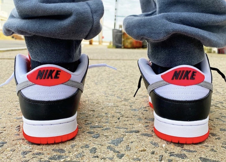 Nike SB Dunk Low Infrared Coming Later this Month