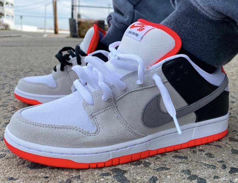 Nike SB Dunk Low Infrared Coming Later
