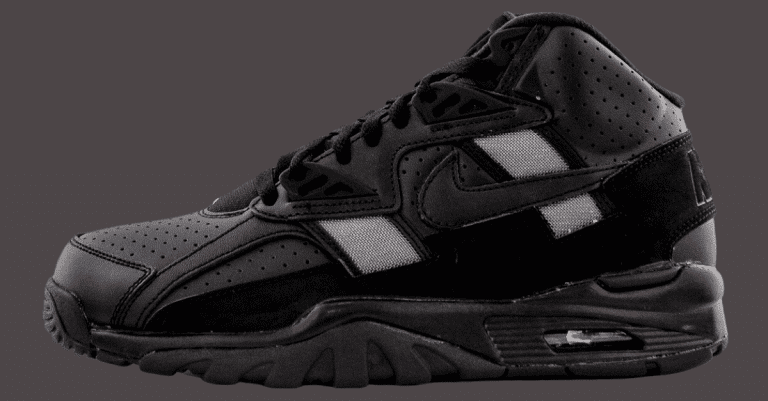 Nike Air Trainer SC High Black CW7050-001 Featured Image