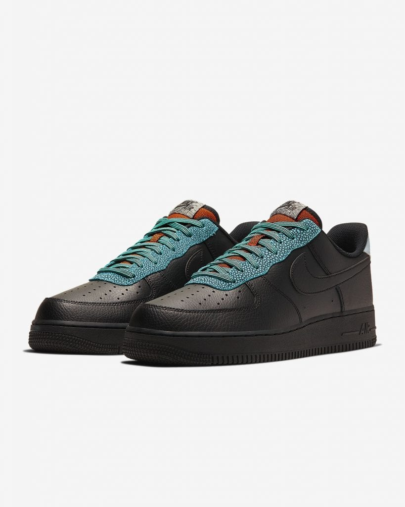 Nike Air Force 1 '07 LV8 Obsidian Mist CK4363 001