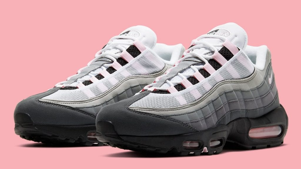 Nike Air Max 95 Pastel Pink CJ0588-001 Release Date Info
