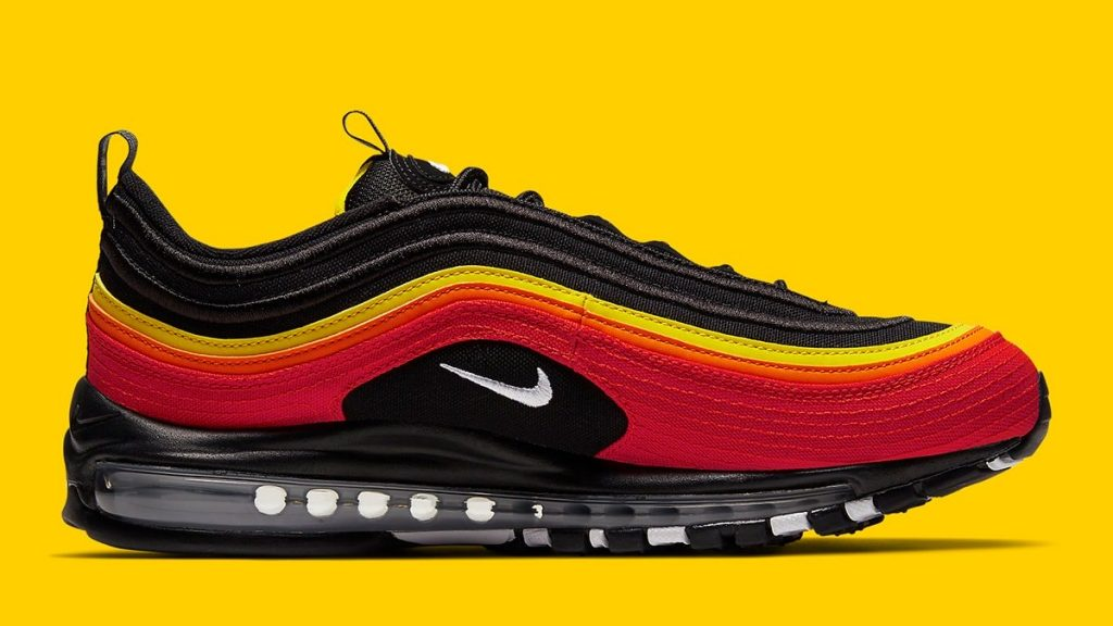 A Baseball Inspired Nike Air Max 97 On The Way | Daily Sole