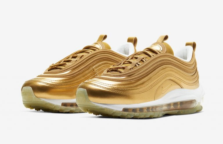 Nike Air Max 97 Metallic Gold CJ0625-700 Release Date
