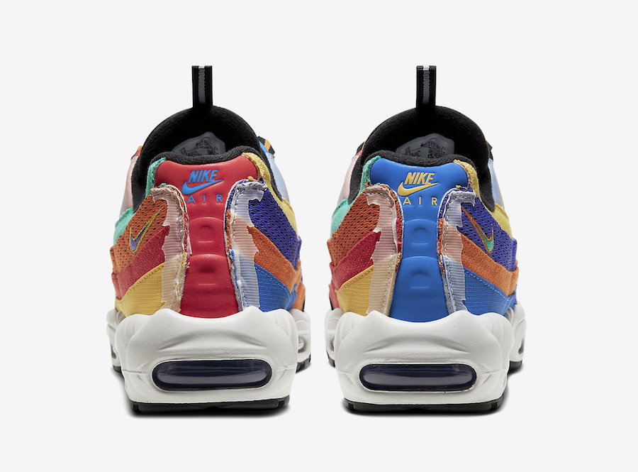 Nike Air Max 95 BHM Black History Month CT7435-901 Release Date