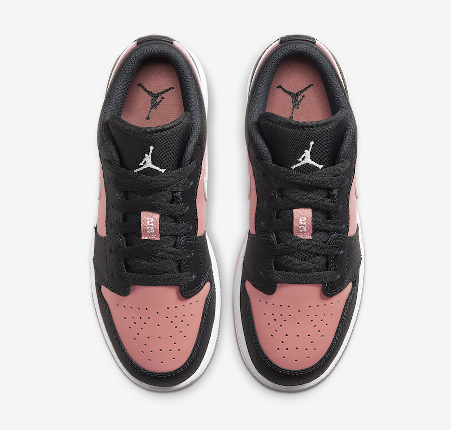 Air-Jordan-1-Low-GS-Pink-Quartz-554723-016-Release-Date-3