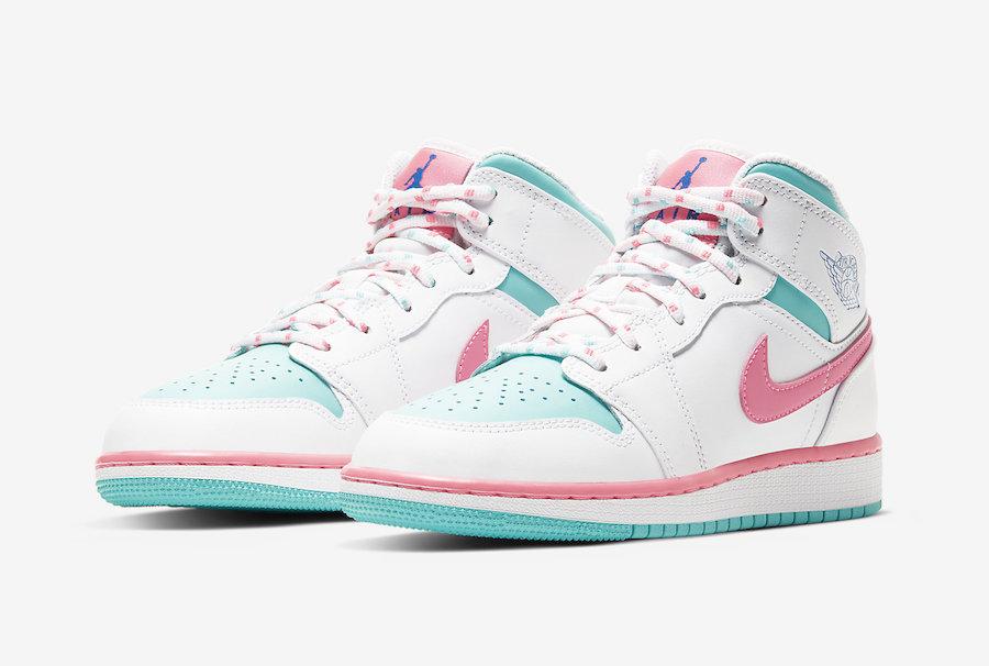 Air-Jordan-1-Mid-GS-Digital-Pink-Aurora-Green-555112-102-Release-Date-4