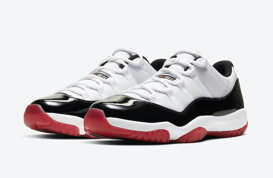 Air-Jordan-11-Low-Bulls-White-Bred-AV2187-160-Release-Date-4-2