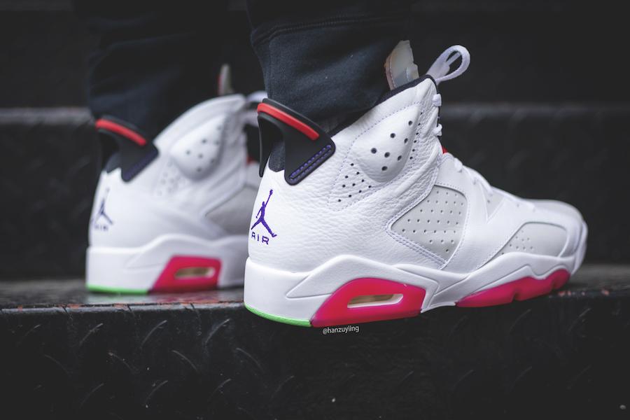 """Air Jordan 6 """"Hare"""""""