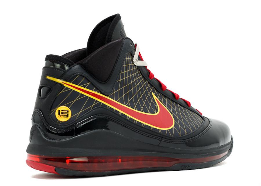 Nike LeBron 7 Fairfax CU5646-001 2020 Release Date