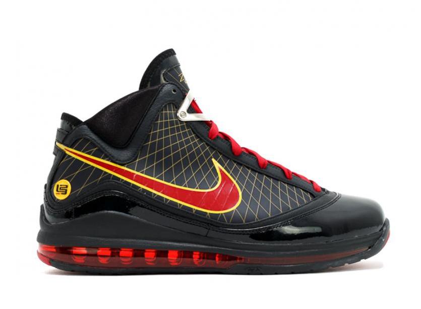 Nike LeBron 7 Fairfax CU5646-001