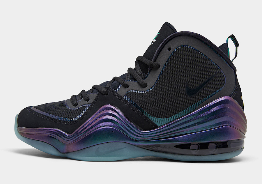 Nike Air Penny 5 Invisibility Cloak 537331-002 2020 Release Date