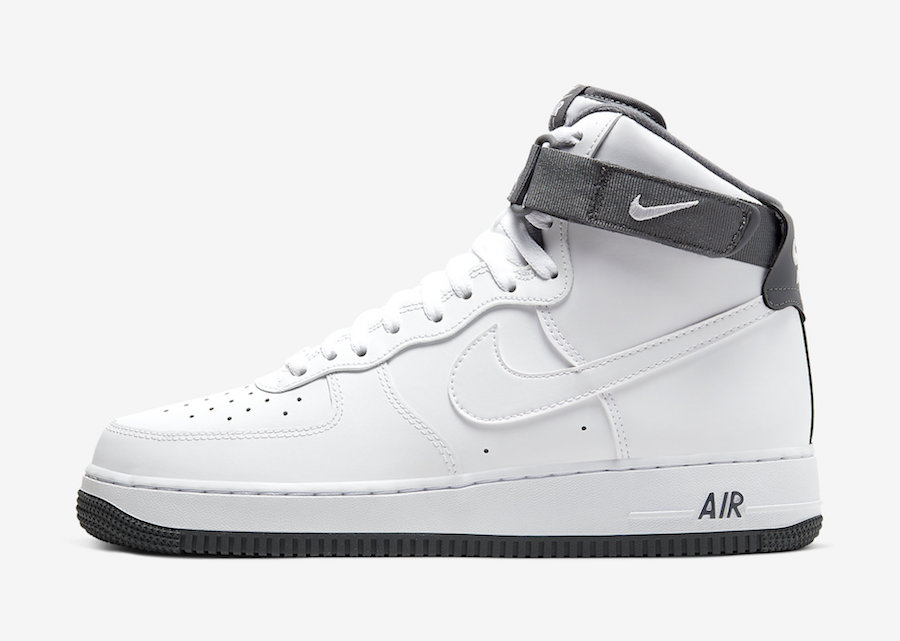 Nike-Air-Force-1-High-White-Charcoal-CD0910-100-Release-Date
