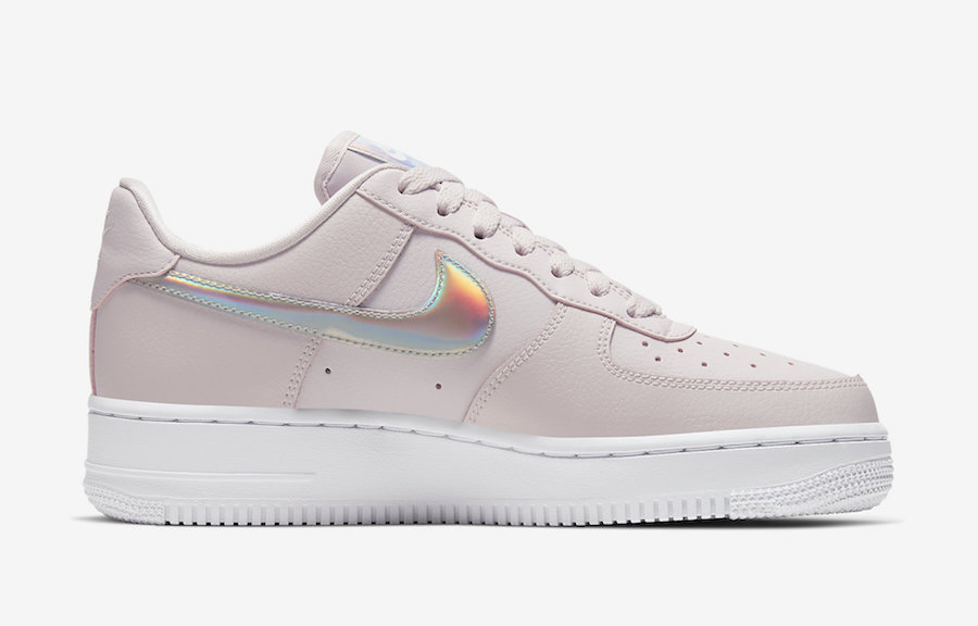 Nike-Air-Force-1-Low-Pink-Iridescent-CJ1646-600-Release-Date-2