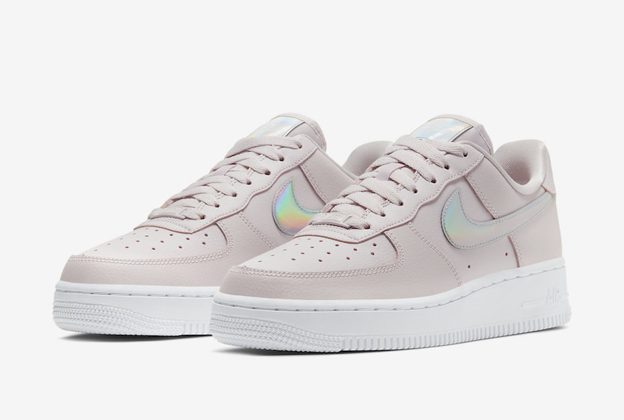Nike-Air-Force-1-Low-Pink-Iridescent-CJ1646-600-Release-Date-4