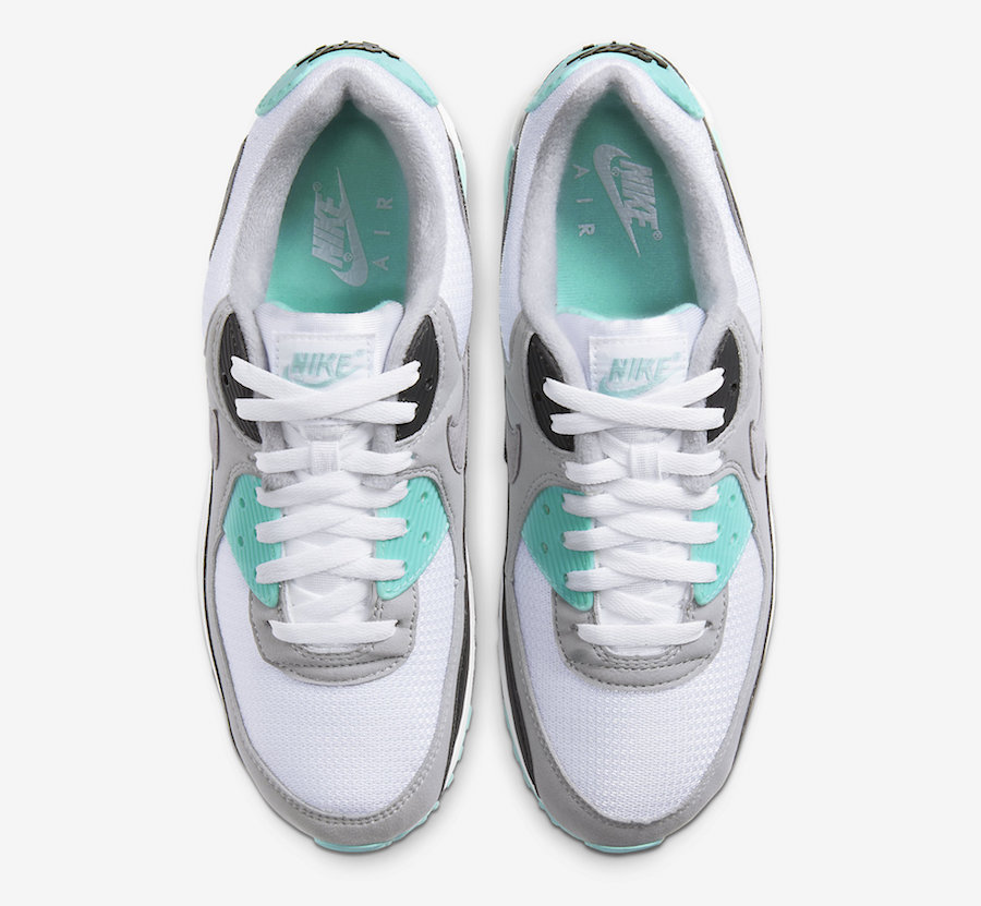 Nike-Air-Max-90-Hyper-Turquoise-CD0881-100-Release-Date-3