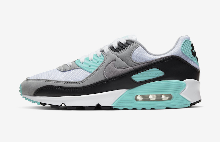 Nike-Air-Max-90-Hyper-Turquoise-CD0881-100-Release-Date