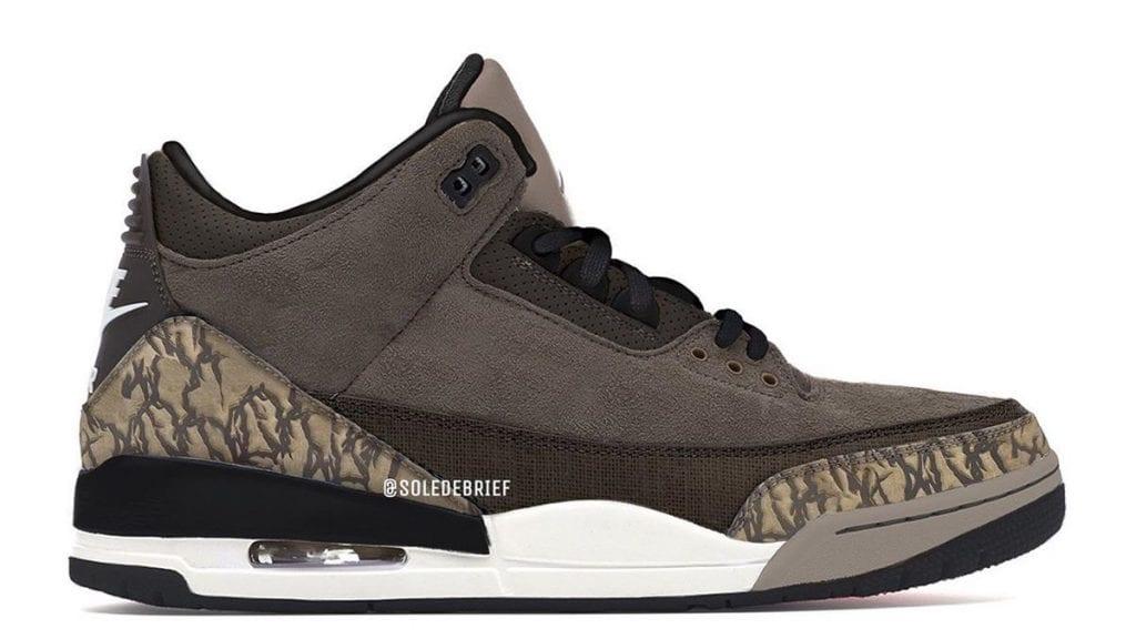 Travis Scott x Air Jordan 3