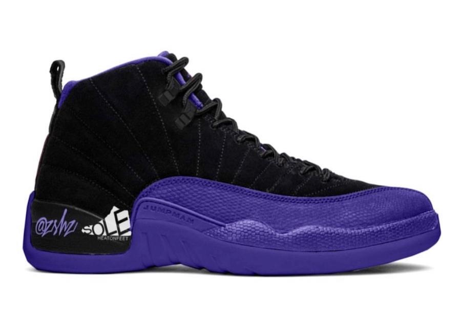 Air-Jordan-12-Black-Dark-Concord-CT8013-005-Release-Date