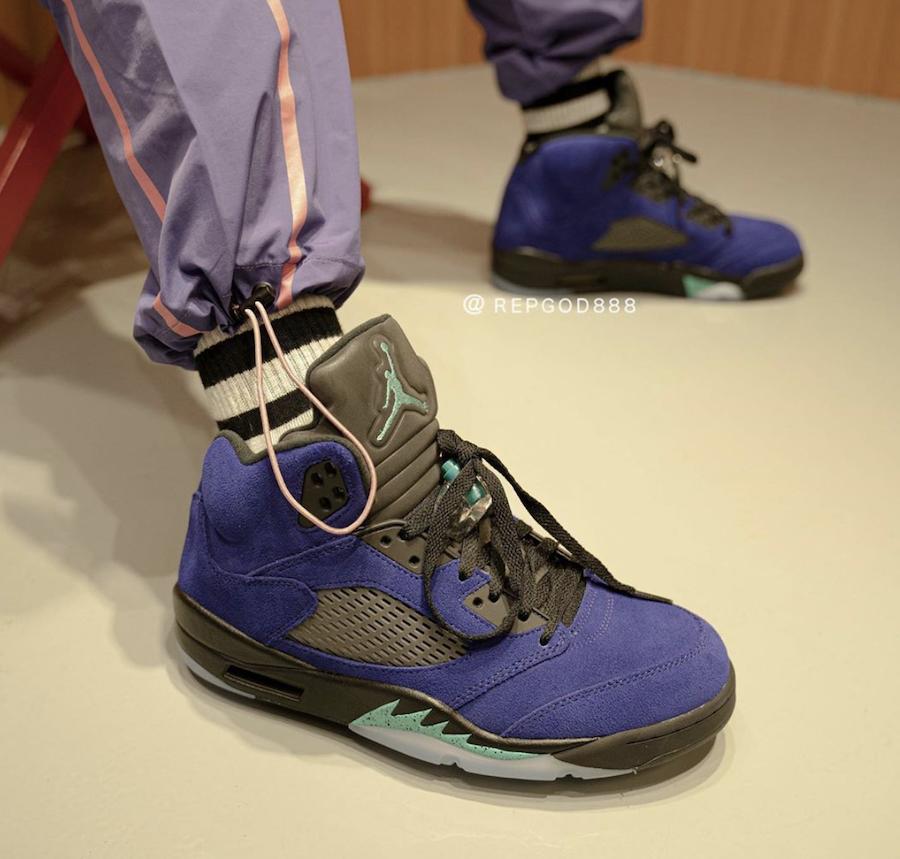 Air-Jordan-5-Alternate-Grape-136027-500-2020-Release-Date-On-Feet-1