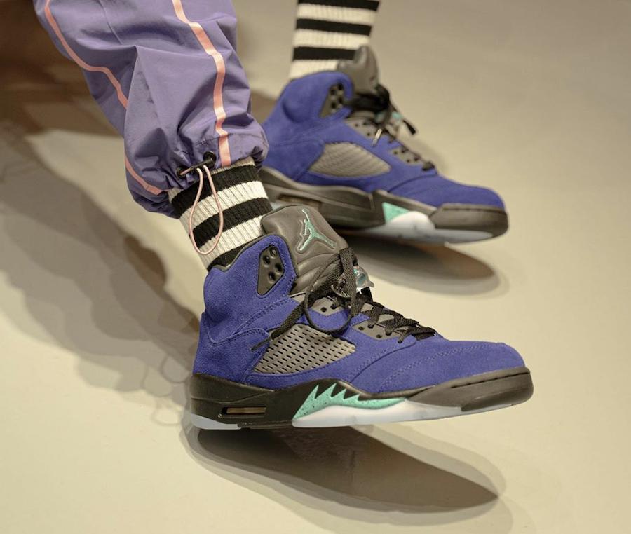 Air-Jordan-5-Alternate-Grape-136027-500-2020-Release-Date-On-Feet-2