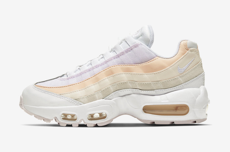 ANOTHER WMNS AIR MAX 95 FOR SPRING CJ0624 100 Daglig sål  Daily Sole