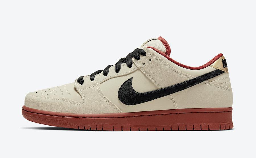 Nike-SB-Dunk-Low-Muslin-BQ6817-100-Release-Date