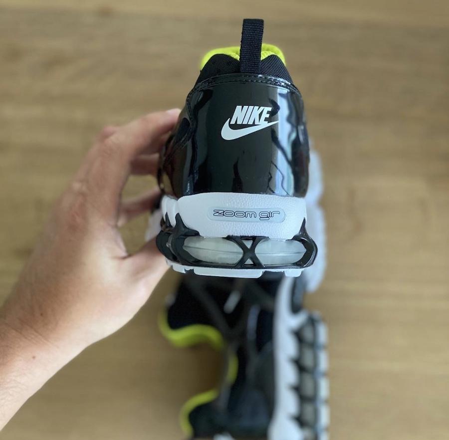 Stussy-Nike-Air-Zoom-Spiridon-KK-Black-Bright-Cactus-CJ9918-001-Release-Date