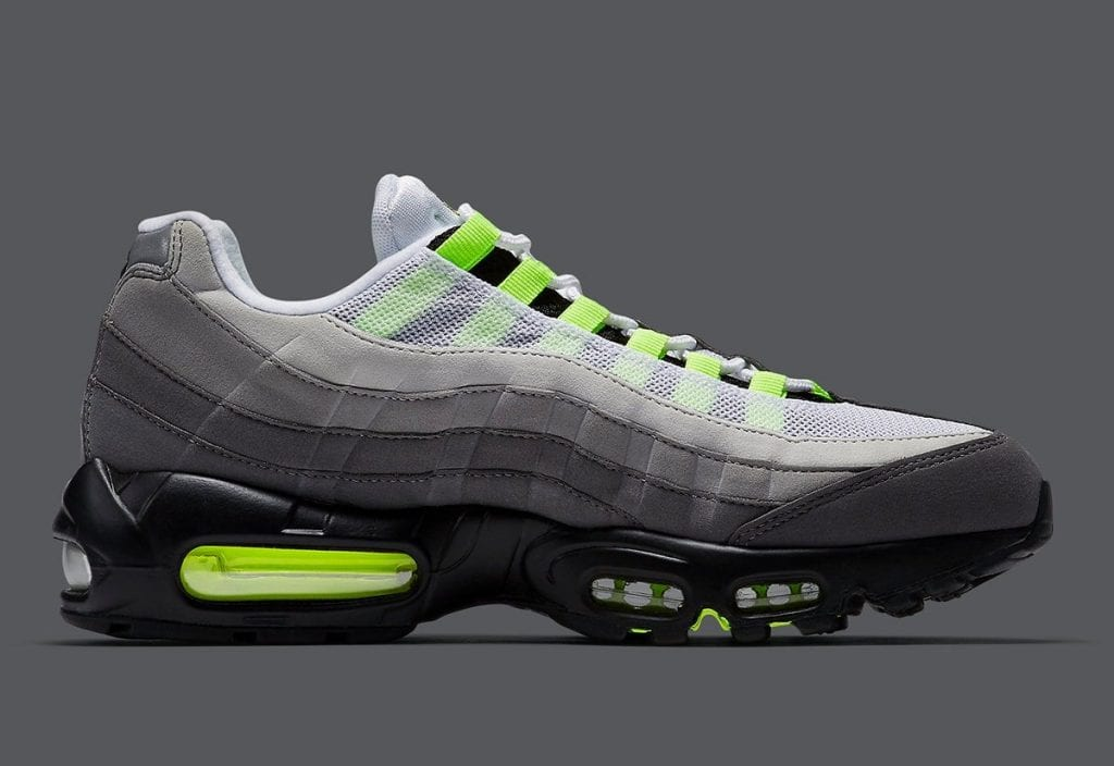 OG Nike Air Max 95 Neon CT1689-001 Release Date